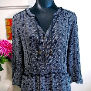 Maeve by Anthropologie Tunic Dress XL